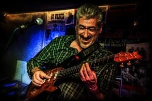 Maurizio Glielmo della Gnola Blues band