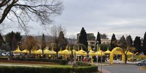 Aprirà domani 16 luglio 2014, a Iglesias, all'interno del Parco delle Rimembranze, il nuovo mercato di #Campagna Amica della città.