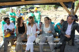 """Giovedì, a Carbonia, per """"Carbonia studia"""" 2015, conferenza su """"I nuovi scavi al Nuraghe Sirai e l'esperimento della ricerca""""."""