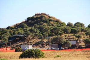 Un finanziamento di 45mila euro della Fondazione Banco di Sardegna per nuovi interventi nell'area del Nuraghe Sirai.