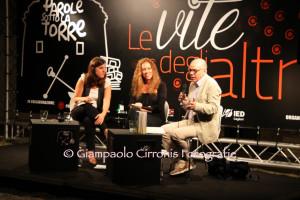 """Prende il via giovedì 23 luglio, a Portoscuso, la nona edizione del festival letterario """"Parole sotto la torre""""."""