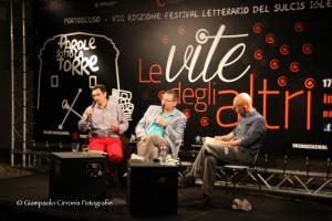 """Dal 23 al 26 luglio, a Portoscuso, la nona edizione di """"Parole sotto la torre""""."""