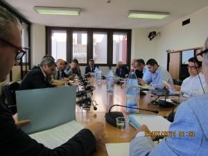 Audizione del presidente di #Area Giorgio Sangiorgi nella 4ª commissione sulle politiche della casa.
