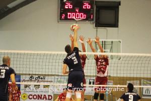 E' iniziato il conto alla rovescia per l'inizio del nuovo campionato di B1 di volley maschile.