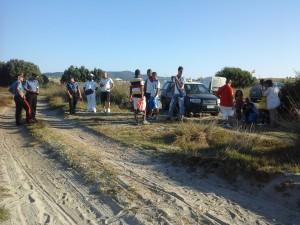 Nuovo sbarco di algerini nel Sulcis. 13 uomini sono arrivati a Teulada su un barcone.