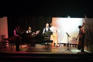 Questa sera, a Calasetta, per il 5° #ArTango&jazz Festival, andrà in scena il concerto #Dissonanze, con il #ContraMilonga Trio.