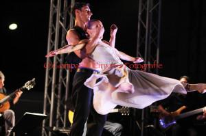 """E' iniziata domenica sera, a Calasetta, con la produzione """"Danze dal Mare 2.0"""", l'edizione 2014 di #Carignano Music Experience."""