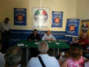 I #Riformatori sardi sbarcano in Italia: il 5 ottobre, a Roma, nasceranno i #Riformatori italiani.