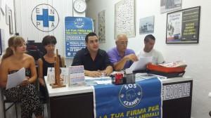 Pronto soccorso veterinario pubblico in tutte le Asl della Sardegna, già raccolte più di 5mila firme, entro fine mese 100 tavolini in tutta la Sardegna.
