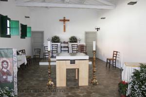 E' stata inaugurata e riaperta al culto, lunedì 15 settembre, a Carbonia, la chiesetta di Via Sicilia, interamente restaurata.
