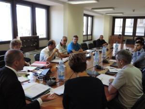 L'assessore Raffaele Paci, in audizione in 3ª commissione: «La Regione non ha ritirato i ricorsi contro lo Stato in materia di entrate».