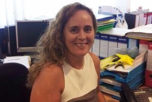 Deborah Porcedda è il nuovo direttore del #Centro primario di distribuzione postale di Carbonia.