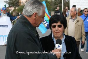 Maria Francesca Ticca resta al vertice della Uil regionale, è al suo terzo mandato.