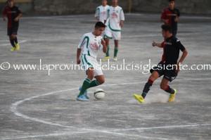 #Cagliari-Carbonia (giovedì, ore 19.30) è la finale del torneo giovanile di calcio in corso di svolgimento sul campo della Pol. Rosmarino Orione, a Carbonia.
