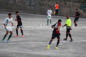 Oggi, alle 19.30, sfida tra Carbonia e Cagliari nella finale del torneo giovanile di calcio della Pol. Rosmarino Orione, a Carbonia.