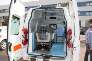 E' stato inaugurato, con la presentazione dell'ambulanza veterinaria, il nuovo servizio della #Asl 7 di Carbonia, in convenzione con il canile Shardana di Selargius.