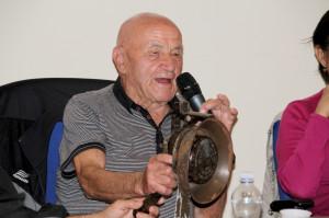 Dopo 69 anni Modesto Melis torna a Mauthausen. Da venerdì 12 a lunedì 15 sarà nei luoghi che lo hanno visto vittima della crudeltà dell'uomo sull'uomo.