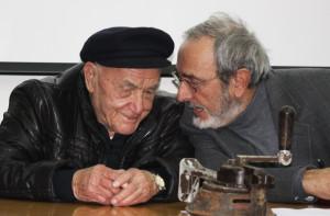 Modesto Melis e Giuseppe Mura