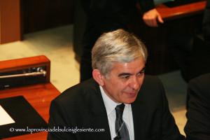 Il consigliere regionale sardista Angelo Carta ha presentato un'interrogazione sulla proposta di riorganizzazione della Direzione Generale della Pianificazione Urbanistica e della Vigilanza Edilizia.
