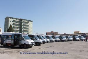 A Iglesias l'Arst garantisce l'attività del trasporto urbano per il 1 novembre 2015, giornata festiva.
