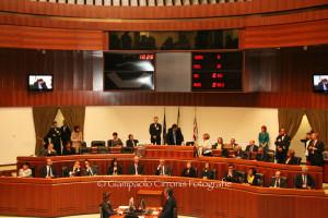 Il Consiglio regionale sta esaminando l'articolato del disegno di legge approvato dalla Giunta sulla manovra finanziaria 2014-2016.