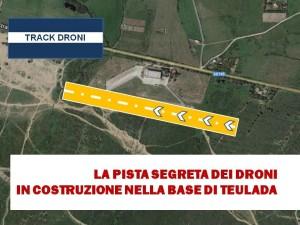 Nuova denuncia del deputato Mauro Pili (Unidos): «In gran segreto a Teulada si costruisce la pista per i droni».