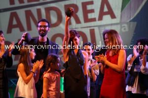 Flo, con Olor a lluna, ha vinto la settima edizione del Premio Andrea Parodi; ai Tamuna il premio della critica.