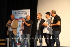 Grande successo, a Carbonia, per la VII edizione del Mediterraneo Film Festival.