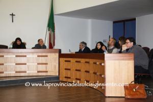 Interpellanza urgente della minoranza consiliare sull'appalto per la gestione del servizio di igiene urbana del comune di San Giovanni Suergiu.