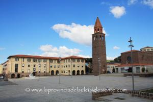 Piazza Roma Carbonia 1 copia