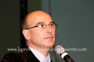 La commissione speciale per il riconoscimento del principio dell'insularità ha incontrato in audizione l'ex presidente della Regione, Renato Soru.