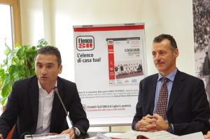 Francesco Marroccu e Sauro Pellerucci.