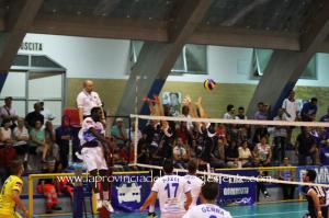 La VBA/Olimpia Sant'Antioco ha concluso con una netta vittoria casalinga il girone d'andata del campionato di B1.