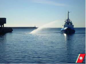 Si è svolta ieri mattina l'esercitazione complessa di security nel porto di Portovesme coordinata dall'Ufficio Circondariale di Portoscuso.