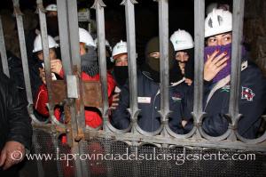 Una nuova attestazione di solidarietà per le lavoratrici Igea che occupano la galleria Villamarina della miniera di Monteponi arriva dal Partito dei Sardi.