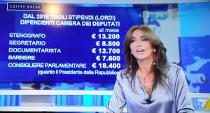 C'è un'Italia degli esodati e di milioni di disoccupati, di sottopagati e di precari… e un'Italia che una persona mediamente intelligente non riesce neppure a definire…