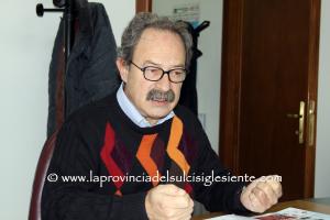 Antonio Onnis è il nuovo commissario straordinario della Asl 7 di Carbonia.