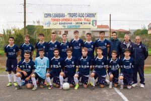 Carbonia – Monteponi e Isola Sant'Antioco – Bindua sono le semifinali della fase locale della 52ª Coppa Santa Barbara.