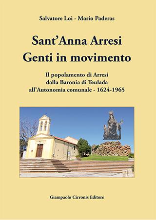 Sant'Anna Arresi – Genti in movimento – ISBN 9788897397212 – € 18,00