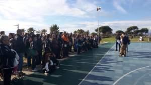 """Successo della manifestazione """"Educhiamoci al rispetto"""" organizzata a Quartu dai Riformatori sardi."""