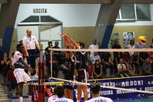 Volley Iglesias-Vba/Olimpia 0 a 3, per i lagunari è la terza vittoria consecutiva, per gli iglesienti la sesta sconfitta.