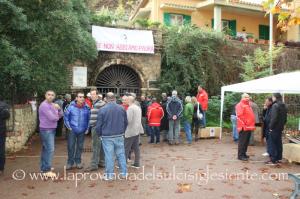 Negli ultimi giorni è stato compiuto un passo avanti ma l'occupazione delle 37 lavoratrici Igea, a Monteponi, continua.