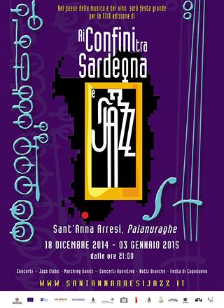 """XXIX edizione Festival """"Ai confini tra Sardegna e Jazz"""""""