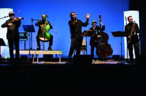 """Questa sera si conclude la prima parte del XXIX festival """"Ai confini tra Sardegna e Jazz""""."""