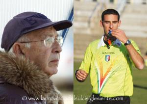 Il presidente del Carbonia Renato Giganti tuona contro l'arbitro di Carbonia-San Vito e si dimette.