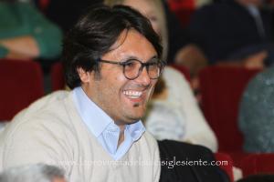 Ignazio Locci, 43 anni, avvocato, vicepresidente del Consiglio regionale, è il nuovo sindaco di Sant'Antioco.
