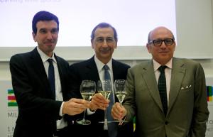 Franciacorta sarà l'Official Sparkling Wine dell'Esposizione Universale Expo Milano 2015.