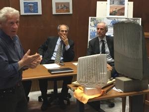 Il Cira, Centro italiano ricerche aerospaziali, ha acquisito il 6 per cento del capitale sociale del Dass.