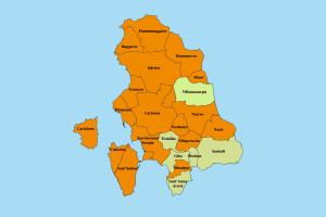 In Sardegna si voterà il 31 maggio per il rinnovo dei Consigli comunali. Nel Sulcis Iglesiente sono 6 i Comuni interessati.