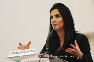 """Il sottosegretario Francesca Barracciu ha partecipato, a Carbonia, al convegno """"Verso un Turismo Sociale Sostenibile nel Sud Ovest della Sardegna""""."""